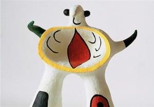 Jean Miro Sculptures
