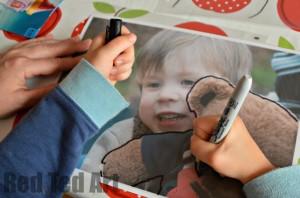 Lichtenstein-Art-Project-for-Kids