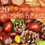 Nature Crafts for Autumn
