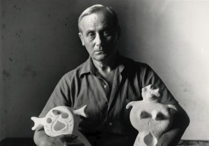 Photo of Joan Miro