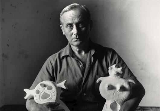Photo of Joan Miro