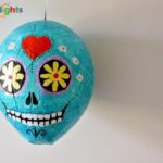 Day of the Dead Pinata - make your own