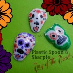 Sharpie-spoon-day-of-the-dead-craft