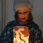 Simple Leaf Lanterns for Kids