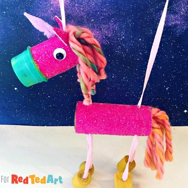 Fairy Toilet Roll Craft