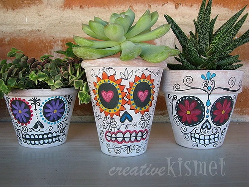 day-of-the-dead-planters