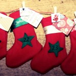 Advent Booties