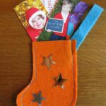 DIY Christmas Card Ideas – Stocking