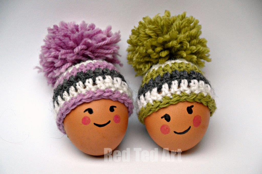 Egg Cozy Hat Pattern