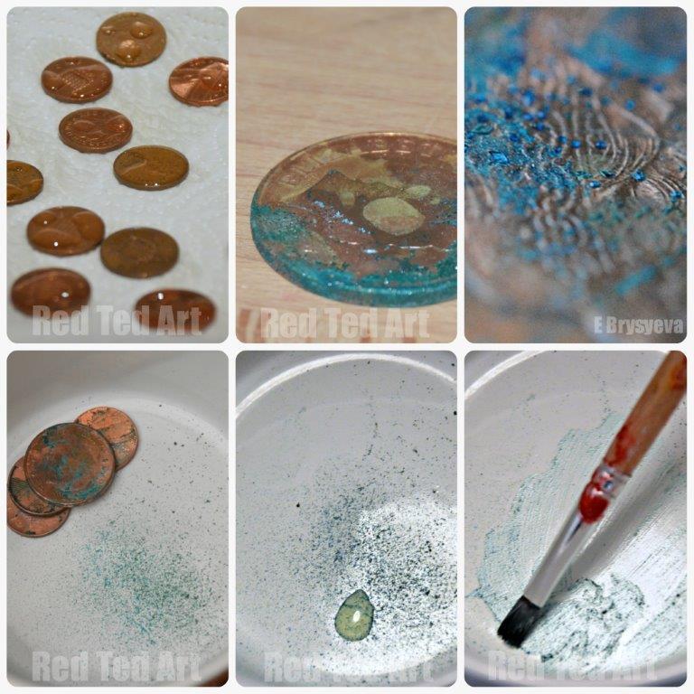 Making Copper Acetate