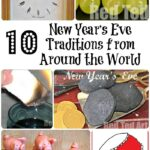 New Year's Eve Traditions from around the wrold