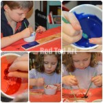 Titian for Kids - Making Paint