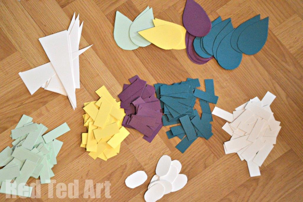 Unicorn Hobby Horse Craft Red Ted Art Make Crafting With Kids Easy Fun