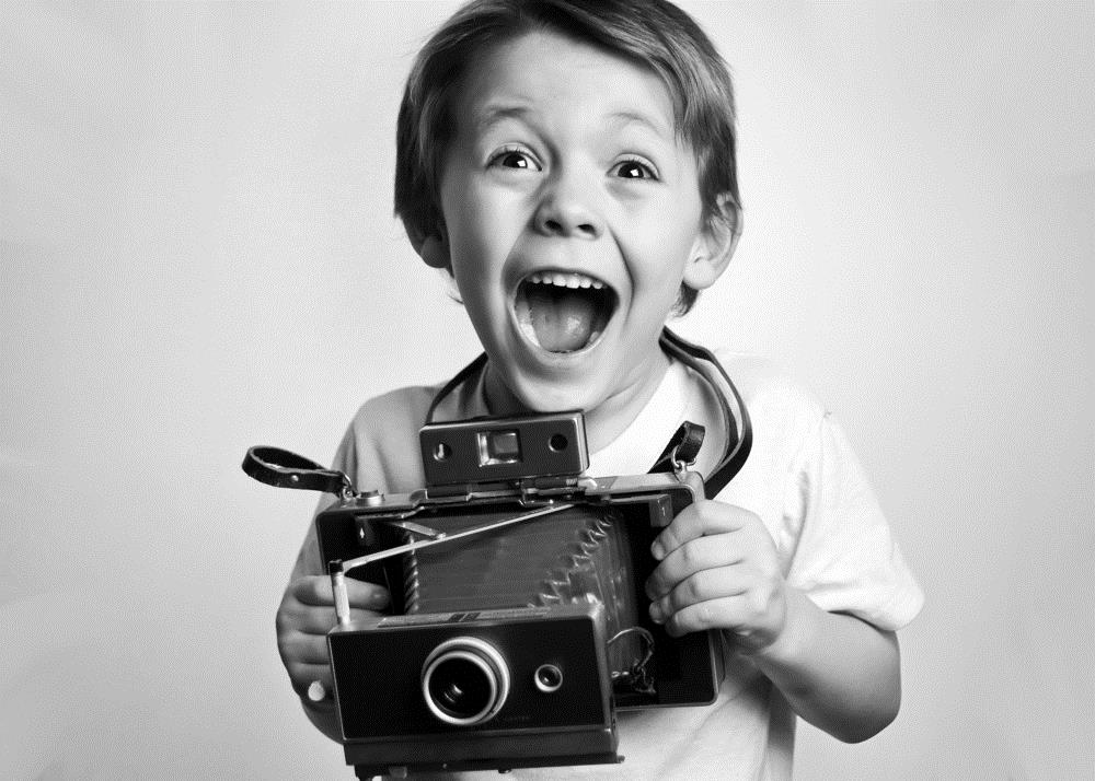 Introducing kids to photography Red Ted Arts Blog