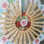 peg advent calendar