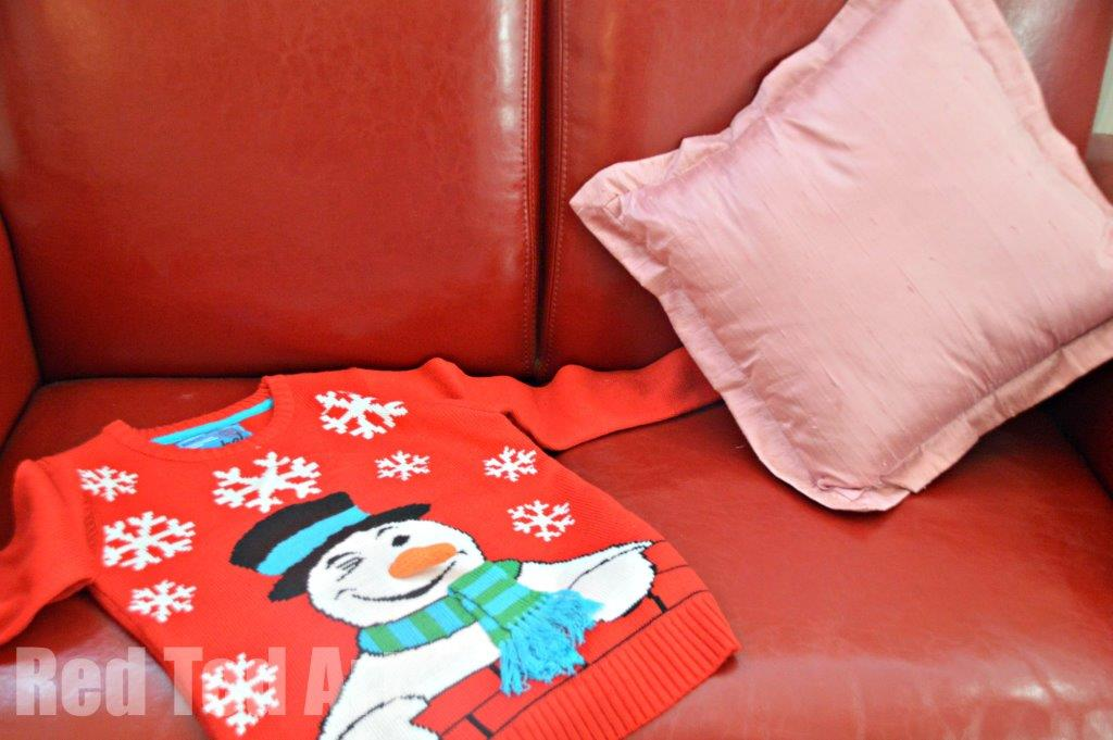 Christmas Jumper Craft