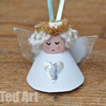 Cork Angel Craft