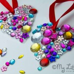 Jewelled Hearts