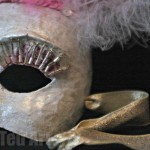 Masquerade Mask How To
