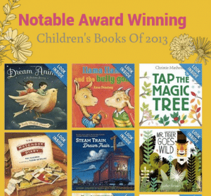 Notable_And_Award_Winning_Children's_Picture_Books_From_2013