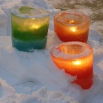 Color Ice Lantern