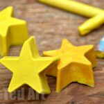 Recycled Crayons: Gifts Kids Can Make