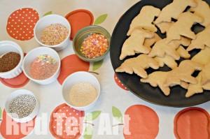 Unicorn Party Cookies