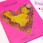 Valentine's Cards for Kids: Secret Message Cards