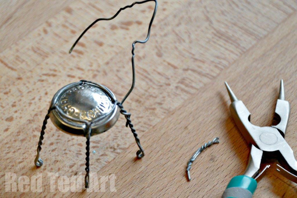 Wire Chair Craft