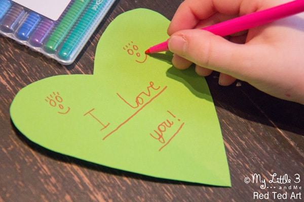 Write A Special Message For Your Valentine Scratch