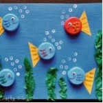 bottle cap fish art thumbnail