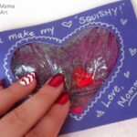 Valentine's Cards: Squishy Hearts