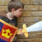 How to make a Knight's Shield
