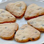 Valentine's Treats: Chocolate & Raspberry Shortbread