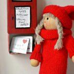 Fairy (Matchbox) Postbox & Free Printable Envelopes