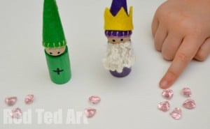 Felt Gnome Craft