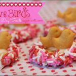 Valentine's Treats: Bird Nests