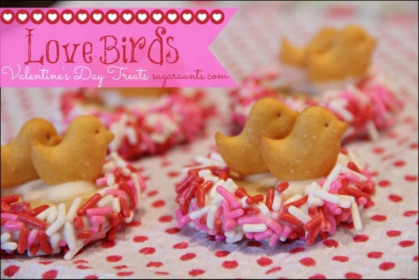 25 Sweet Valentines Day Treats - Ideas & Recipes - Red Ted Art\'s Blog