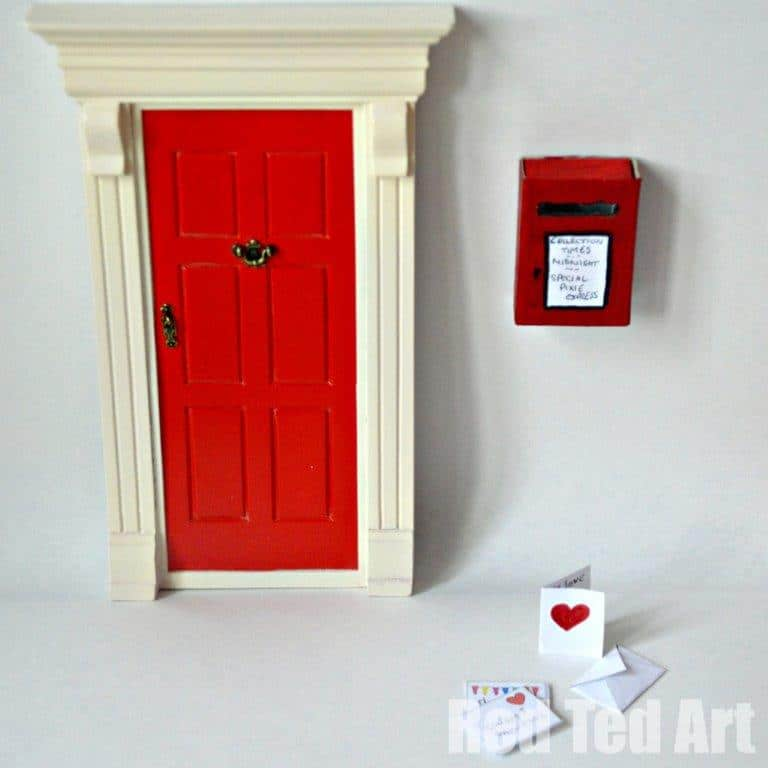 Matchbox Postbox Craft & Envelop Printable