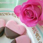 Valentine's Treats: Pink Peppermint Creams
