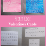 Valentine's Cards: Coded Message