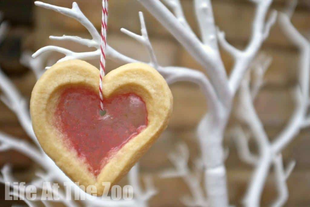 Stained Glass Cookies for Valentines - Top Tips