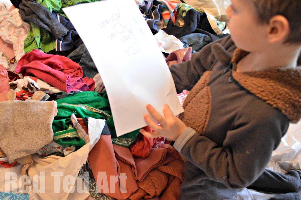 Textile Art - Choosing Fabric
