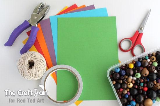 Valentines Day Decoration - Materials