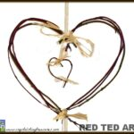Valentine's Decorations – Dogwood Hearts