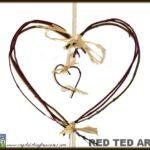 Valentine's Decorations – Dogwood Hearts