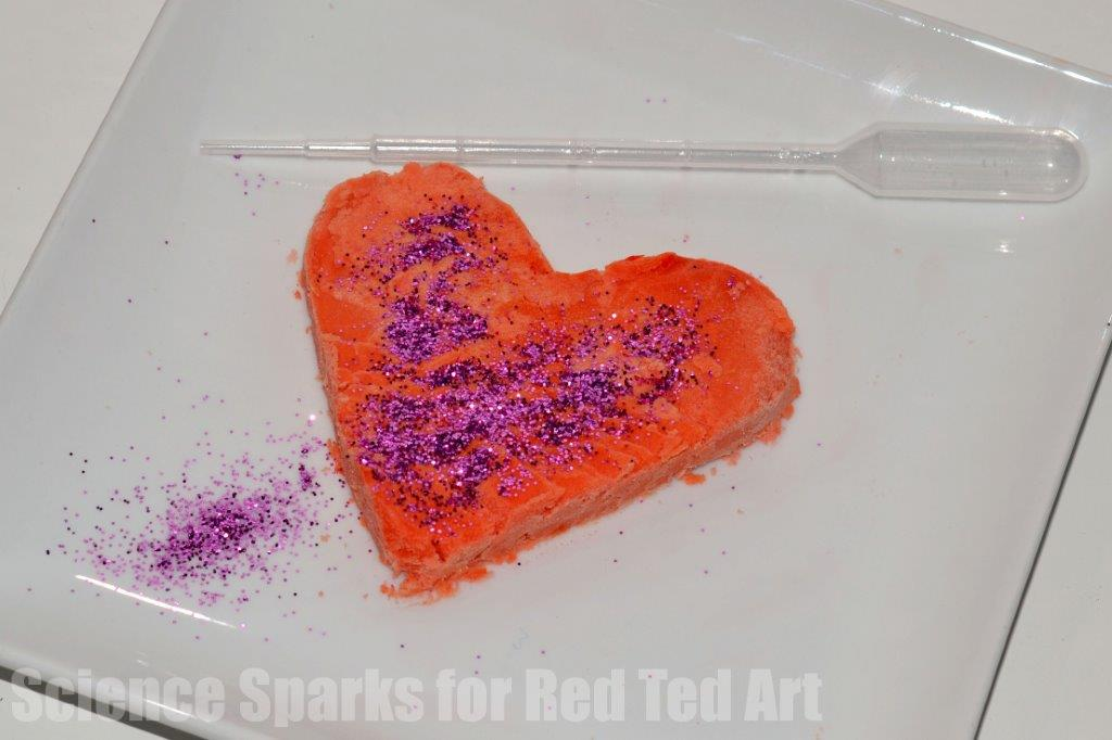 Valentines Day Science Activity
