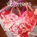 Valentine's Decoration: Stuffed Heart Valentines