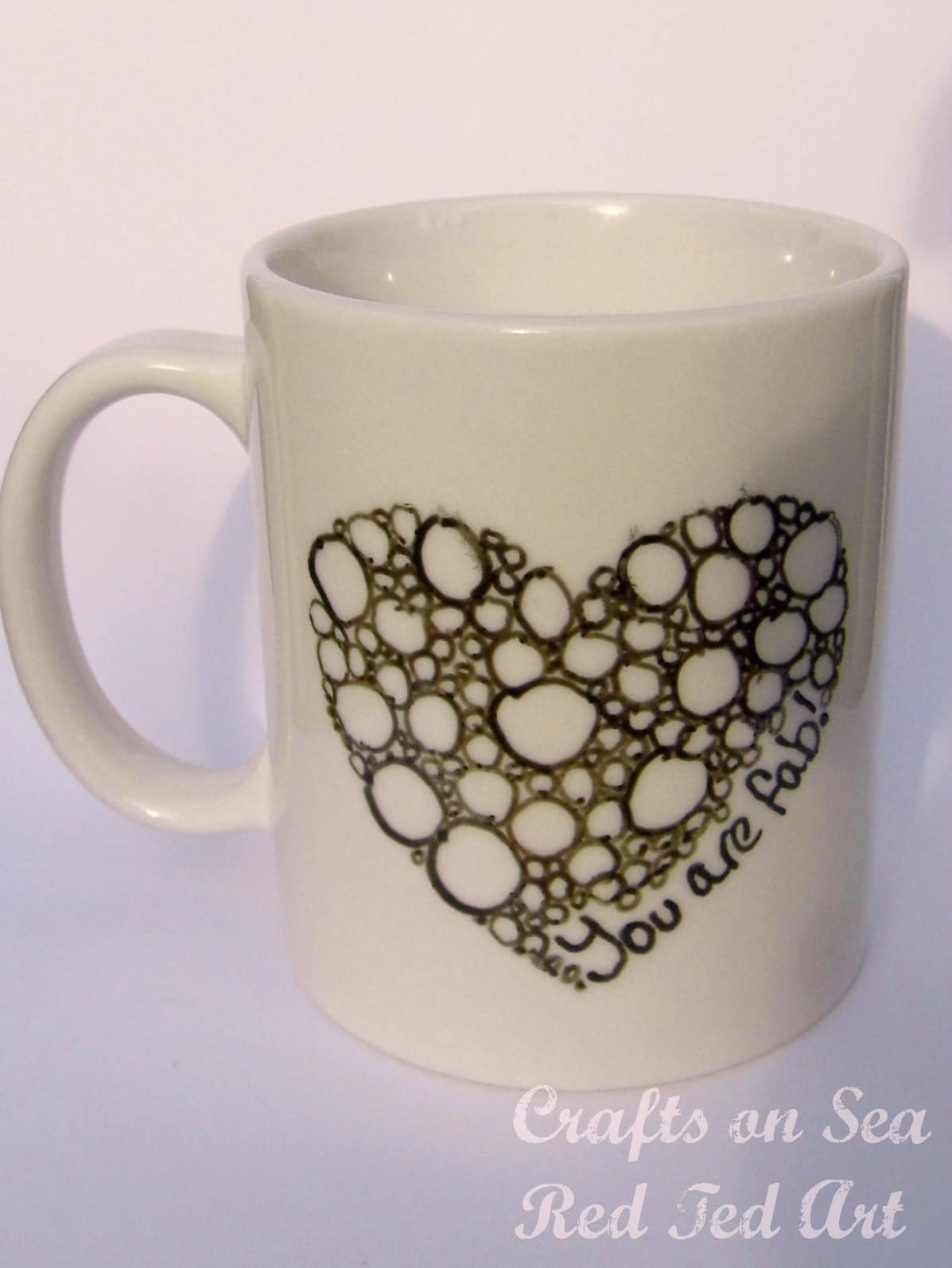 Valentine's Craft: Love Mug