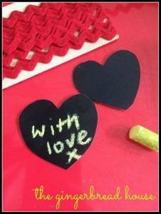 Valentines Gift - Bath salts (1)